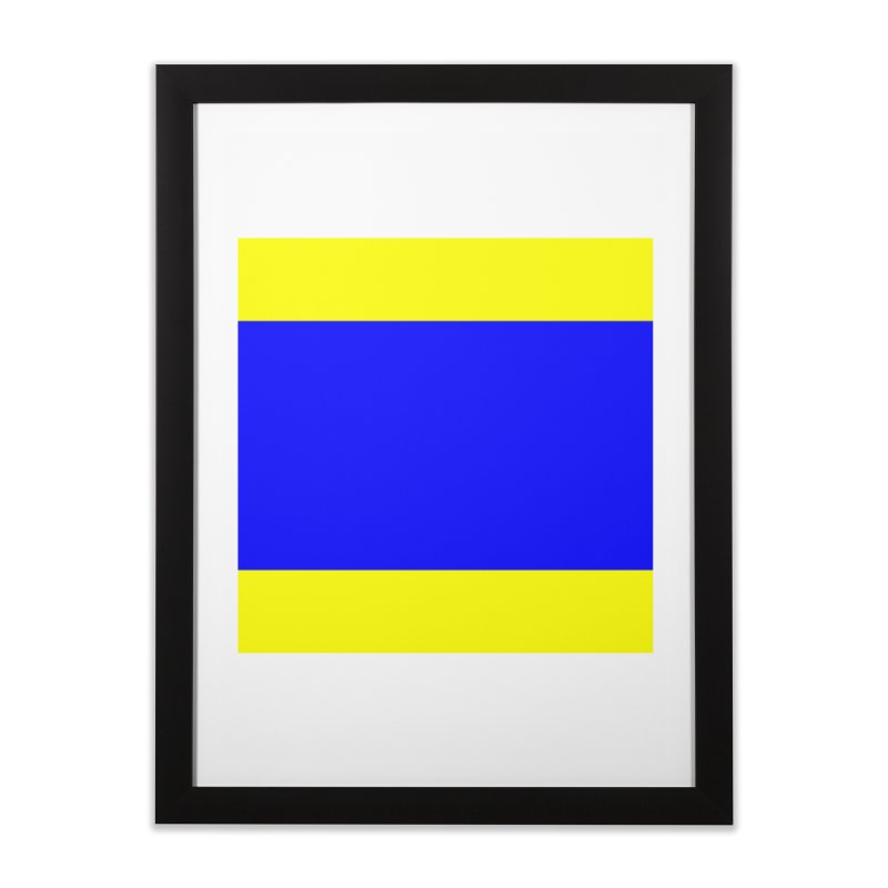 Delta AKA Case of the Mondays  Home Framed Fine Art Print by Sailor James