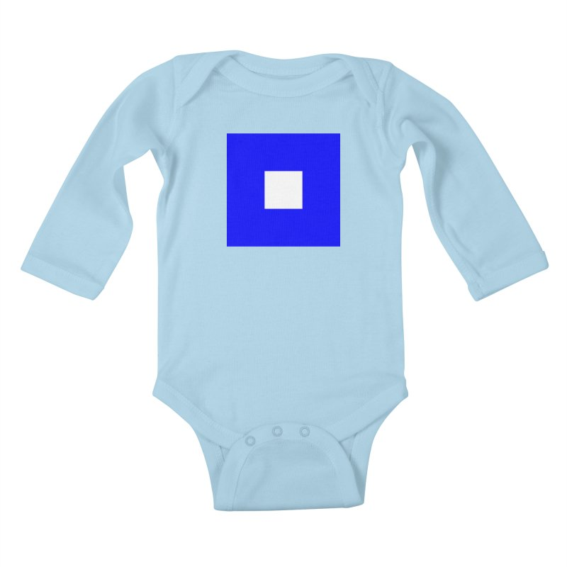 About to Sail Kids Baby Longsleeve Bodysuit by Sailor James