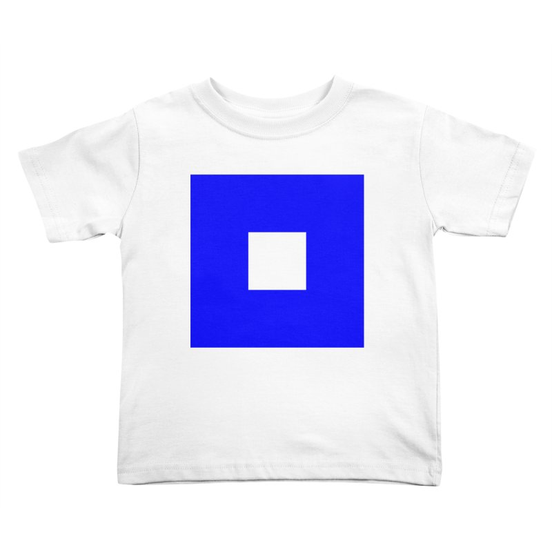About to Sail Kids Toddler T-Shirt by Sailor James