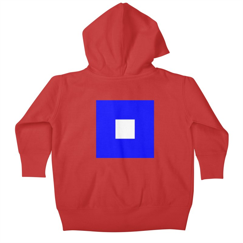 About to Sail Kids Baby Zip-Up Hoody by Sailor James