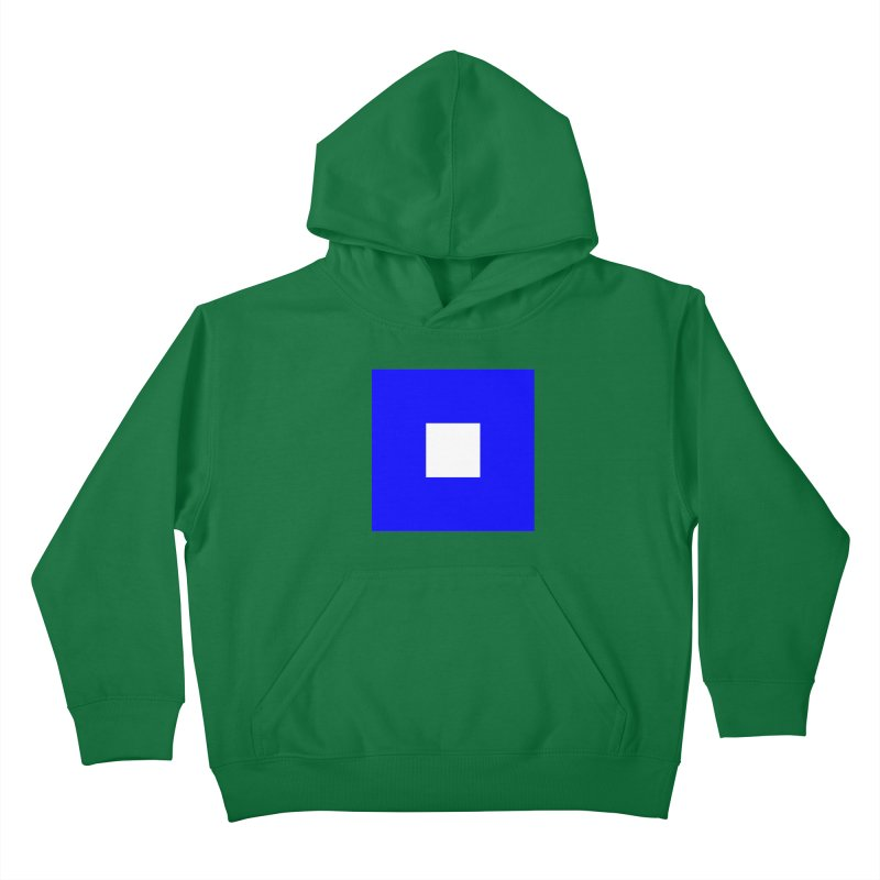 About to Sail Kids Pullover Hoody by Sailor James