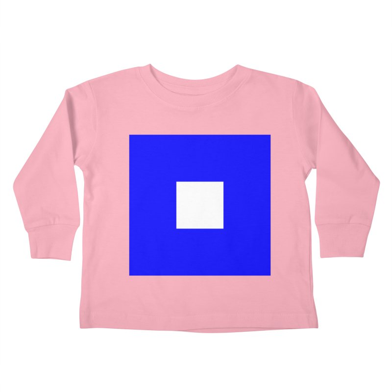About to Sail Kids Toddler Longsleeve T-Shirt by Sailor James