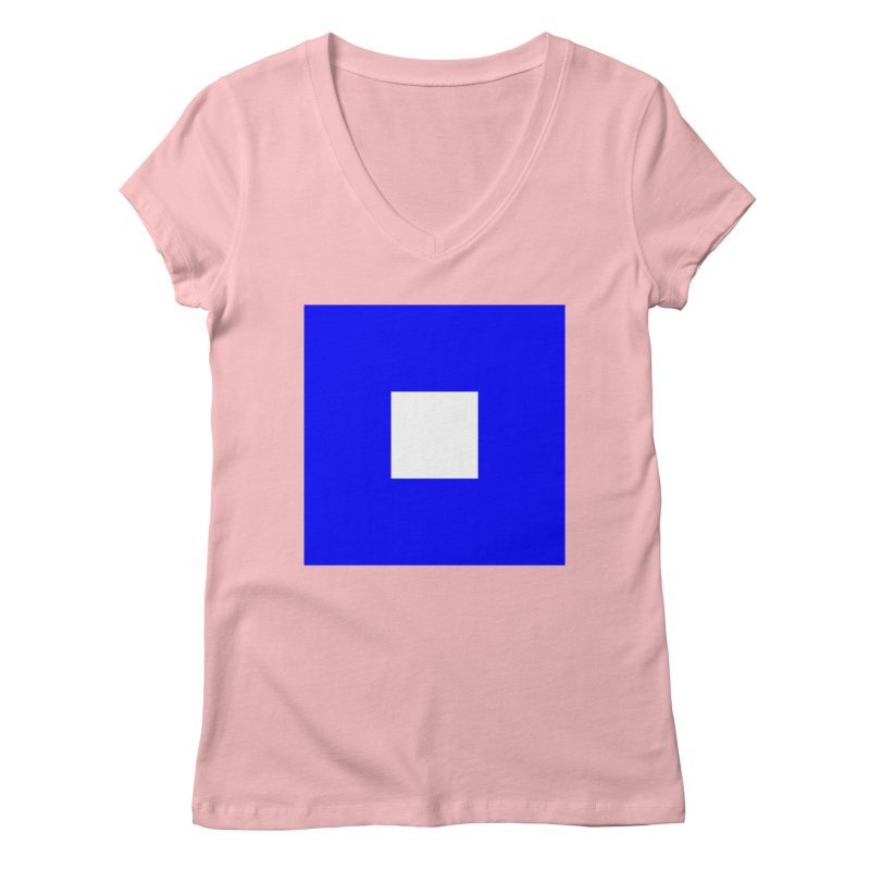 About to Sail Women's Regular V-Neck by Sailor James