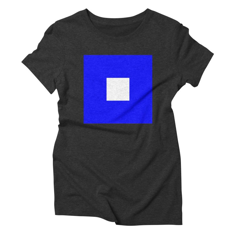 About to Sail Women's Triblend T-Shirt by Sailor James