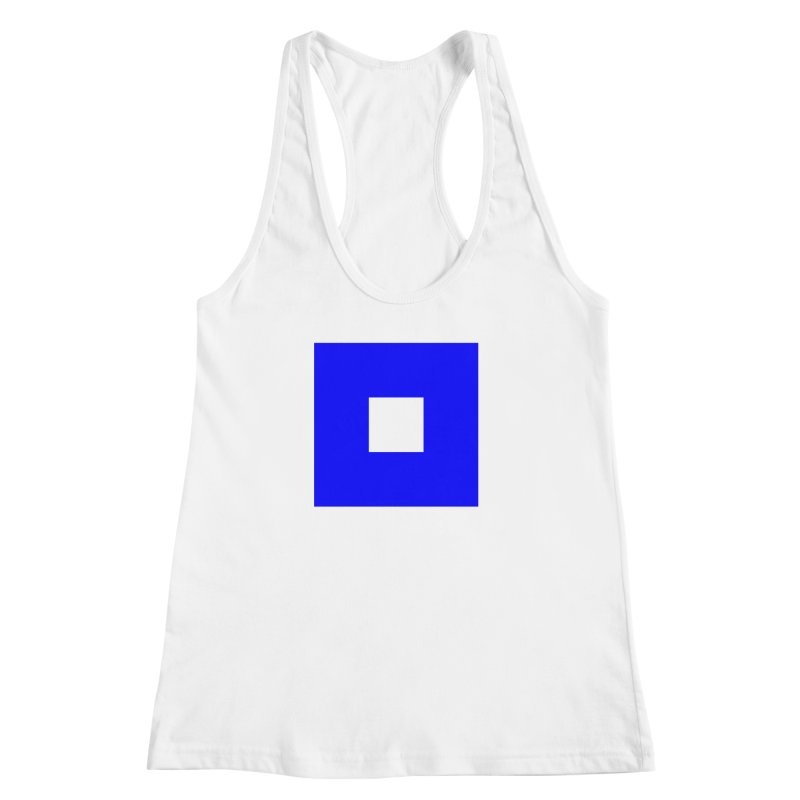 About to Sail Women's Racerback Tank by Sailor James