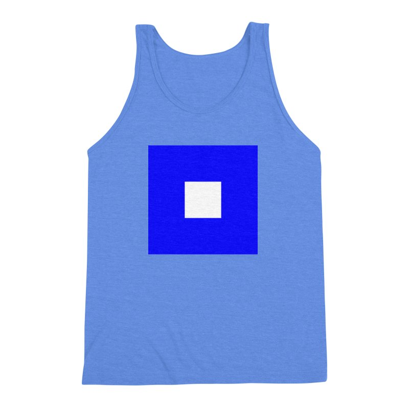 About to Sail Men's Triblend Tank by Sailor James