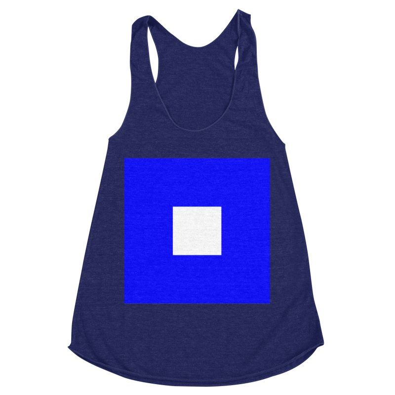 About to Sail Women's Racerback Triblend Tank by Sailor James