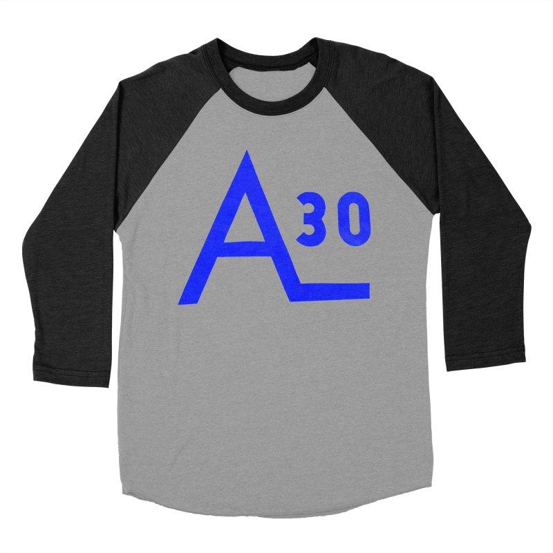 Alberg 30 Men's Baseball Triblend Longsleeve T-Shirt by Sailor James