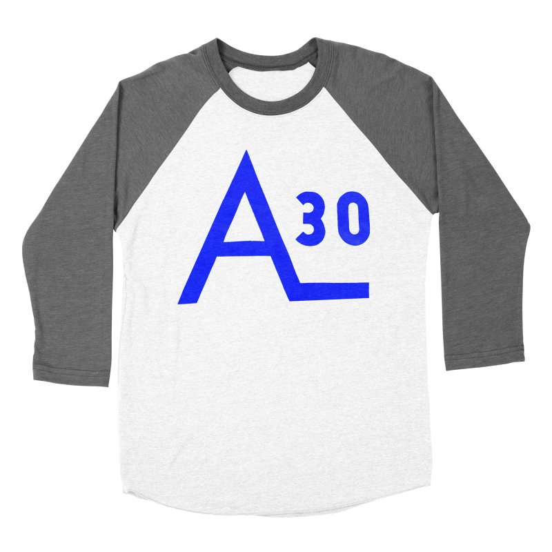 Alberg 30 Men's Baseball Triblend Longsleeve T-Shirt by Sailor James