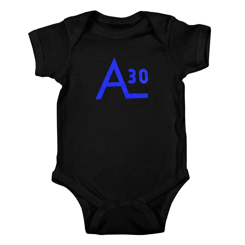 Alberg 30 Kids Baby Bodysuit by Sailor James