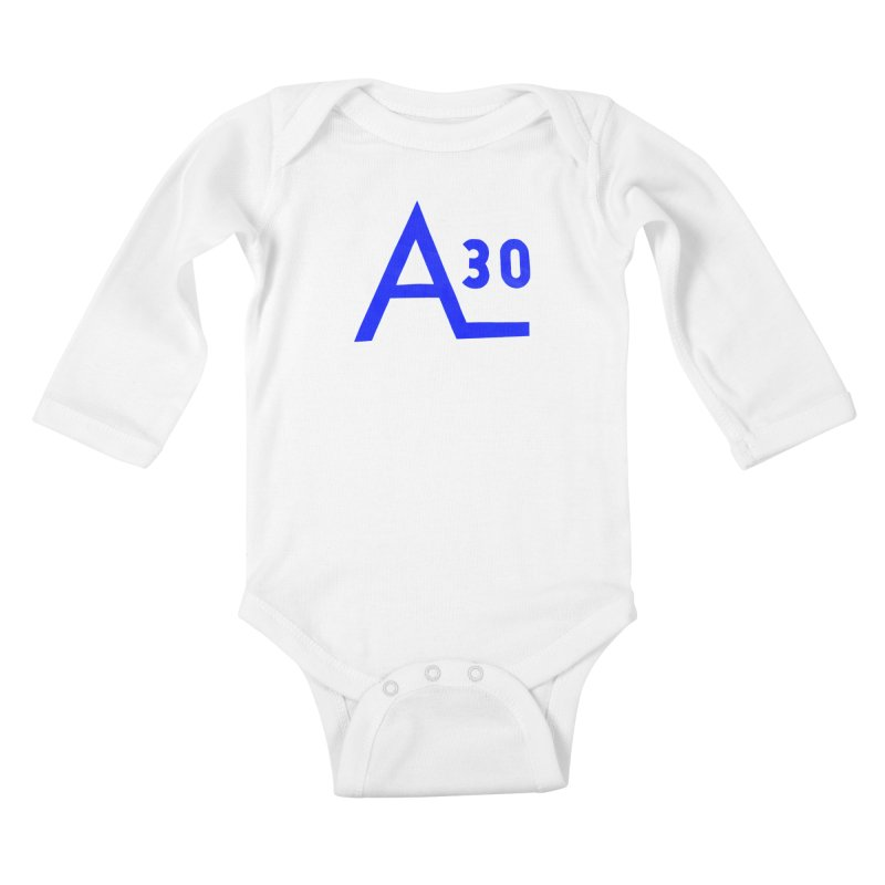 Alberg 30 Kids Baby Longsleeve Bodysuit by Sailor James