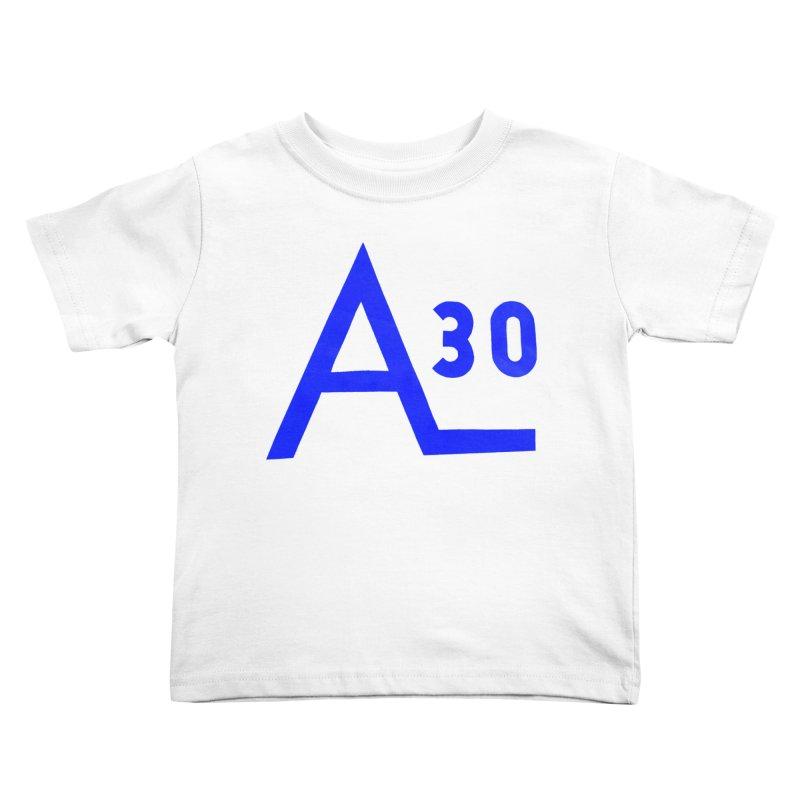 Alberg 30 Kids Toddler T-Shirt by Sailor James