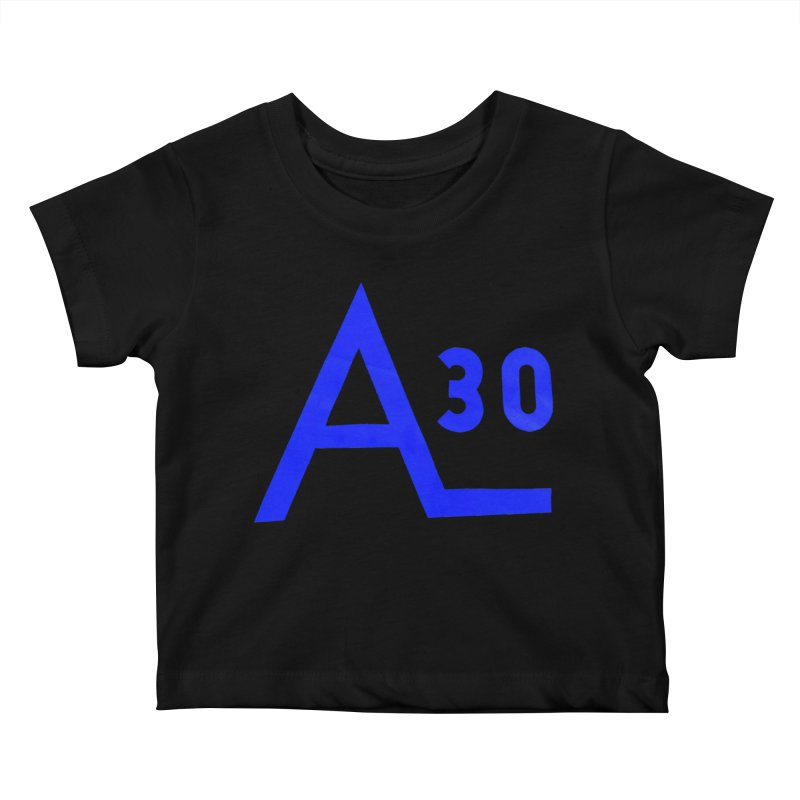 Alberg 30 Kids Baby T-Shirt by Sailor James