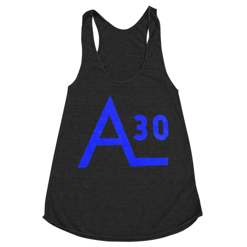 Alberg 30 Women's Racerback Triblend Tank by Sailor James