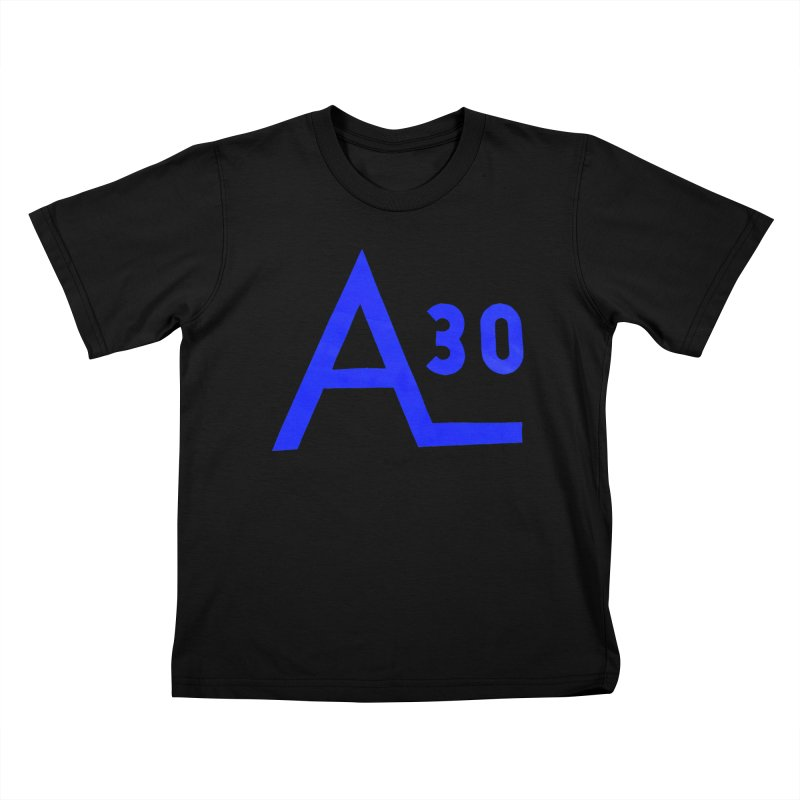 Alberg 30 Kids T-Shirt by Sailor James