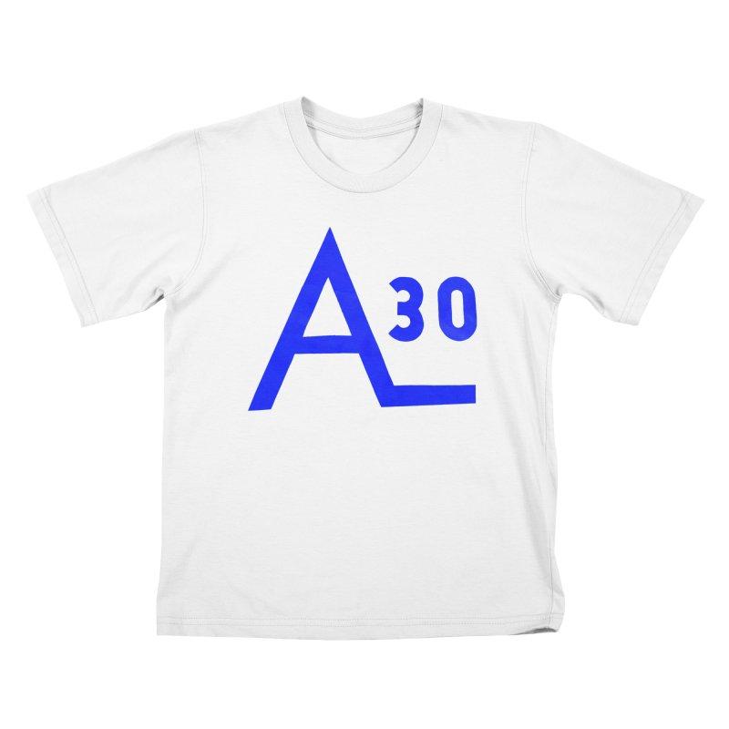 Alberg 30 Kids T-Shirt by Sailor James
