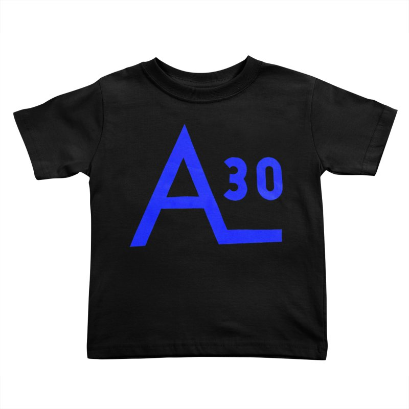 Alberg 30 Kids Toddler T-Shirt by Sailor James