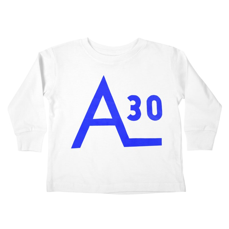 Alberg 30 Kids Toddler Longsleeve T-Shirt by Sailor James