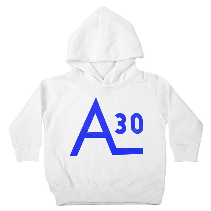 Alberg 30 Kids Toddler Pullover Hoody by Sailor James