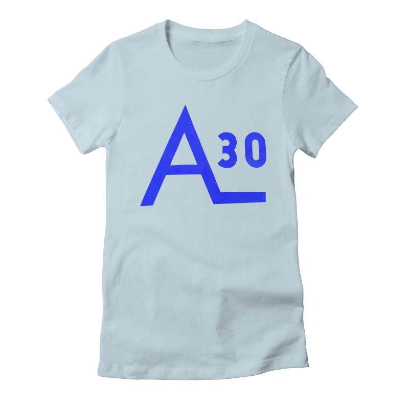 Alberg 30 Women's Fitted T-Shirt by Sailor James