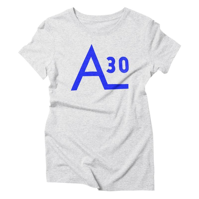 Alberg 30 Women's Triblend T-Shirt by Sailor James