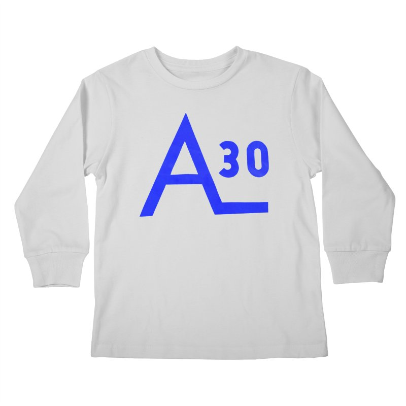 Alberg 30 Kids Longsleeve T-Shirt by Sailor James