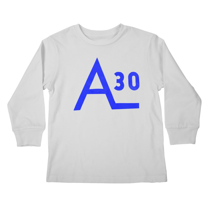 Alberg 30 Kids Longsleeve T-Shirt by Sailor James