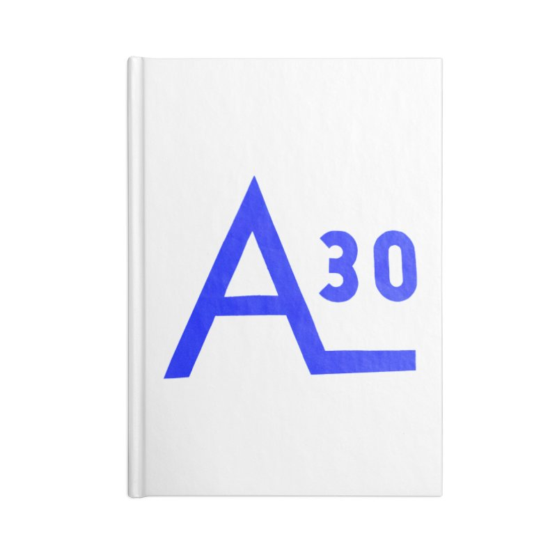 Alberg 30 Accessories Blank Journal Notebook by Sailor James