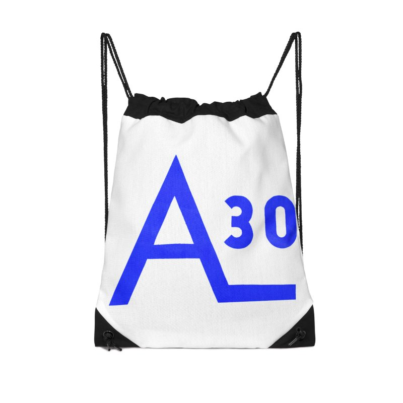 Alberg 30 Accessories Drawstring Bag Bag by Sailor James