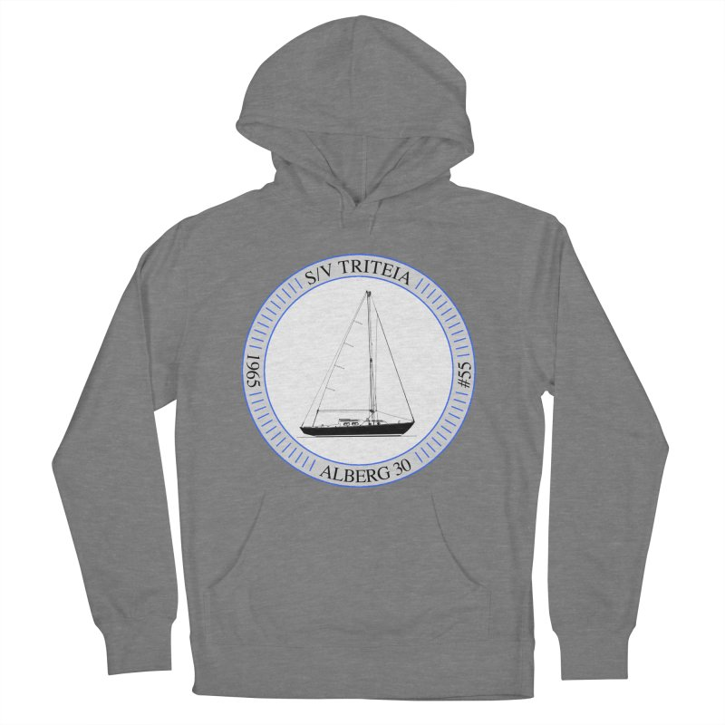 SV Triteia Women's French Terry Pullover Hoody by Sailor James