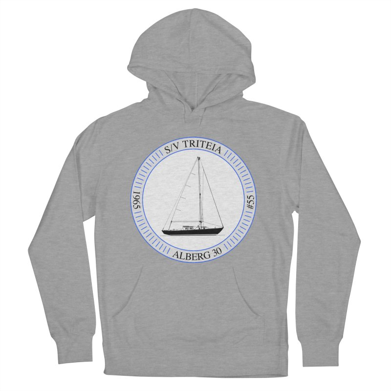 SV Triteia Men's French Terry Pullover Hoody by Sailor James