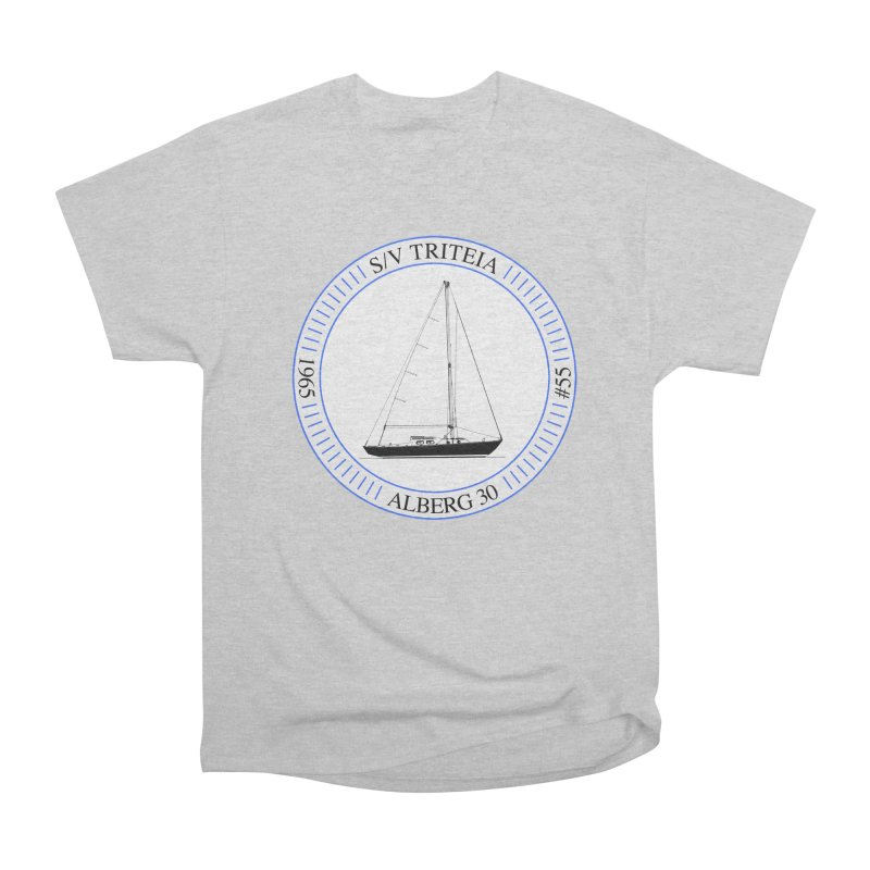 SV Triteia Women's Heavyweight Unisex T-Shirt by Sailor James