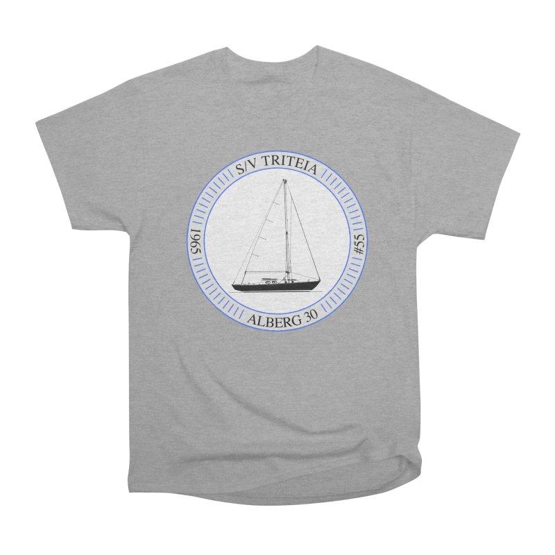 SV Triteia Men's Heavyweight T-Shirt by Sailor James