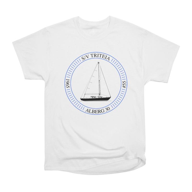 SV Triteia Women's Heavyweight Unisex T-Shirt by Sailor James