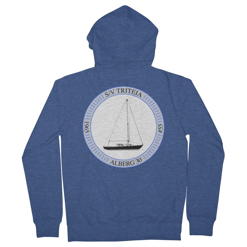 SV Triteia Women's French Terry Zip-Up Hoody by Sailor James