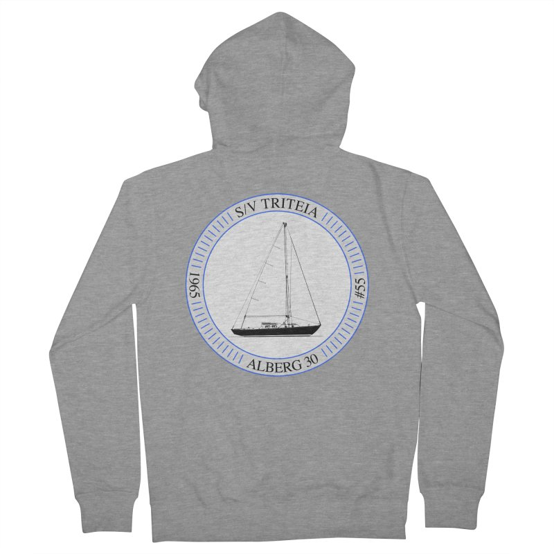 SV Triteia Men's French Terry Zip-Up Hoody by Sailor James