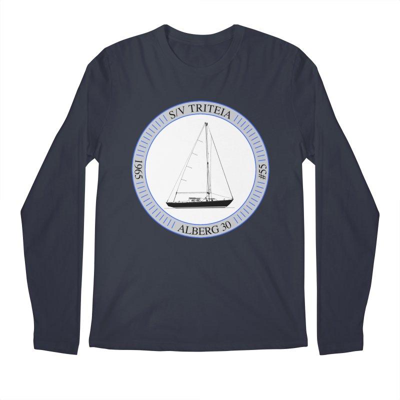 SV Triteia Men's Regular Longsleeve T-Shirt by Sailor James