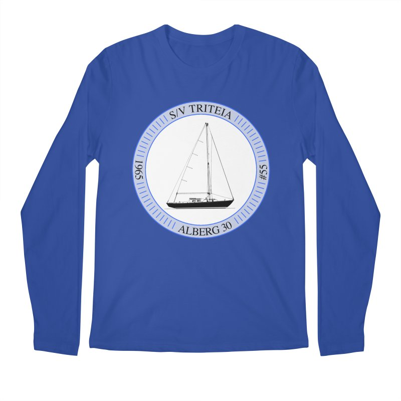 SV Triteia Men's Regular Longsleeve T-Shirt by Sailor James