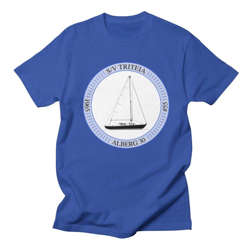 SV Triteia Women's Regular Unisex T-Shirt by Sailor James