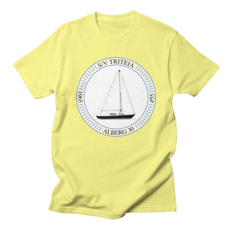 SV Triteia Men's Regular T-Shirt by Sailor James