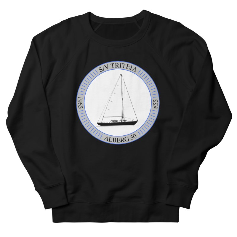 SV Triteia Women's French Terry Sweatshirt by Sailor James