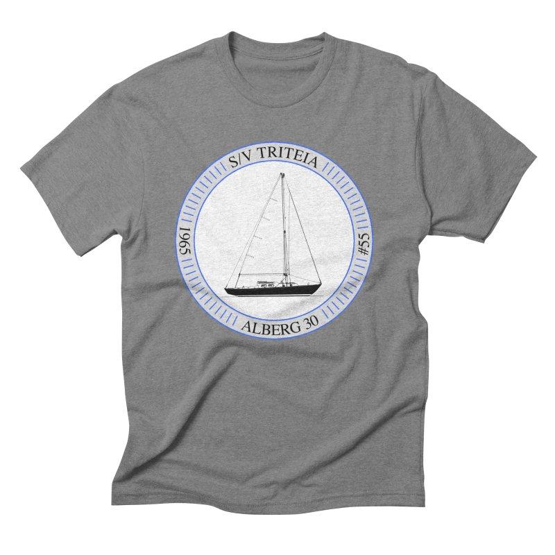 SV Triteia Men's Triblend T-Shirt by Sailor James