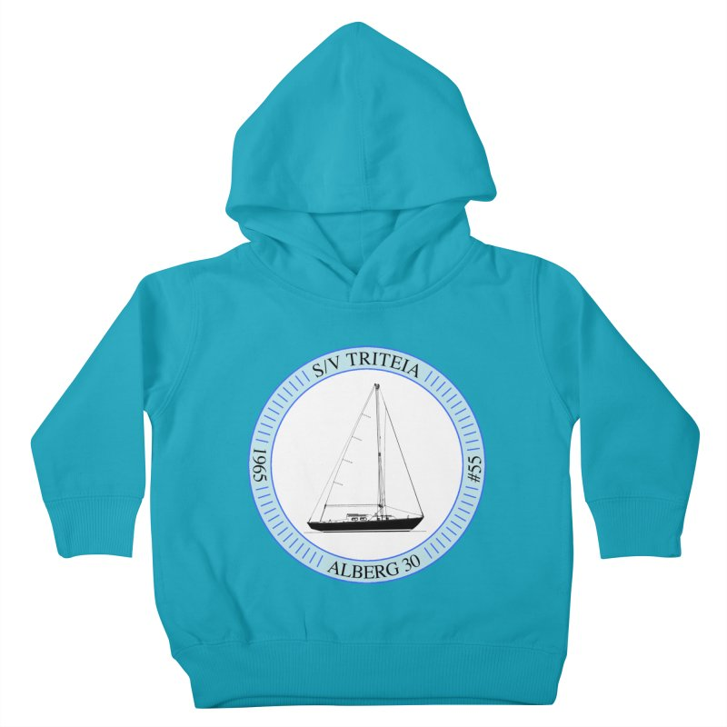 SV Triteia Kids Toddler Pullover Hoody by Sailor James