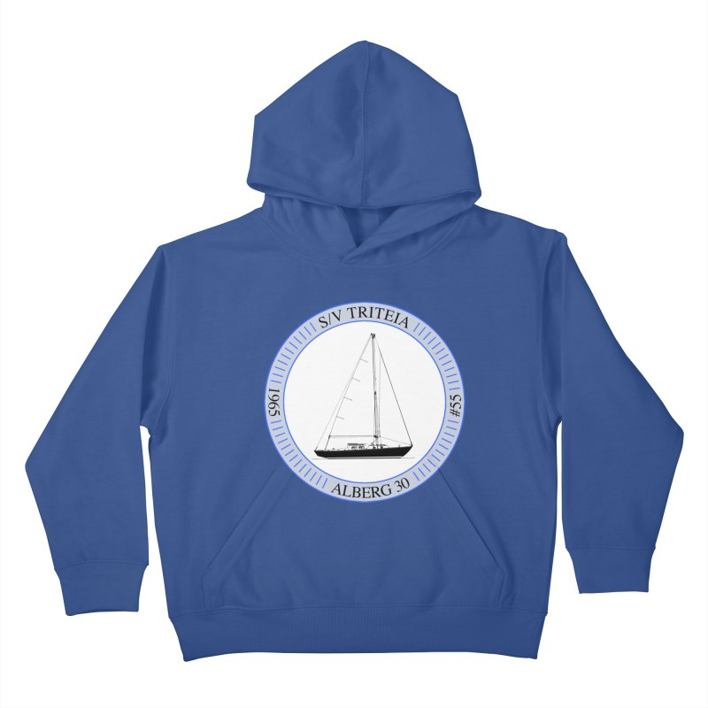 SV Triteia Kids Pullover Hoody by Sailor James