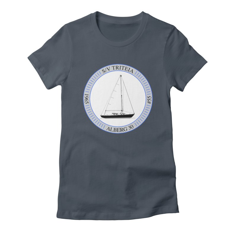 SV Triteia Women's T-Shirt by Sailor James