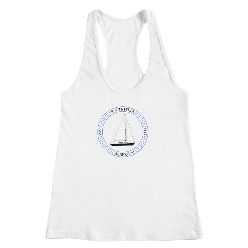 SV Triteia Women's Racerback Tank by Sailor James