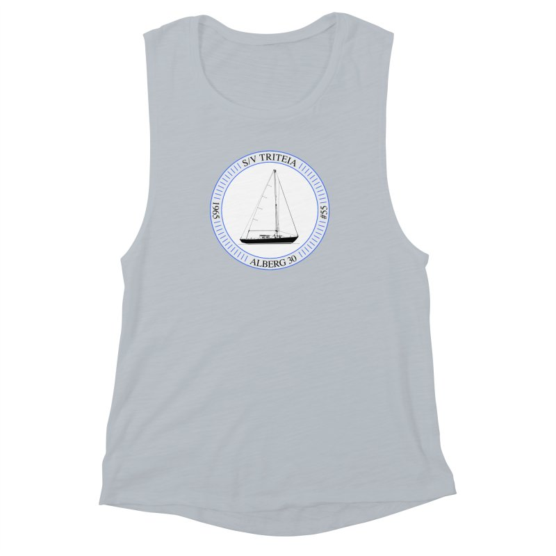 SV Triteia Women's Muscle Tank by Sailor James