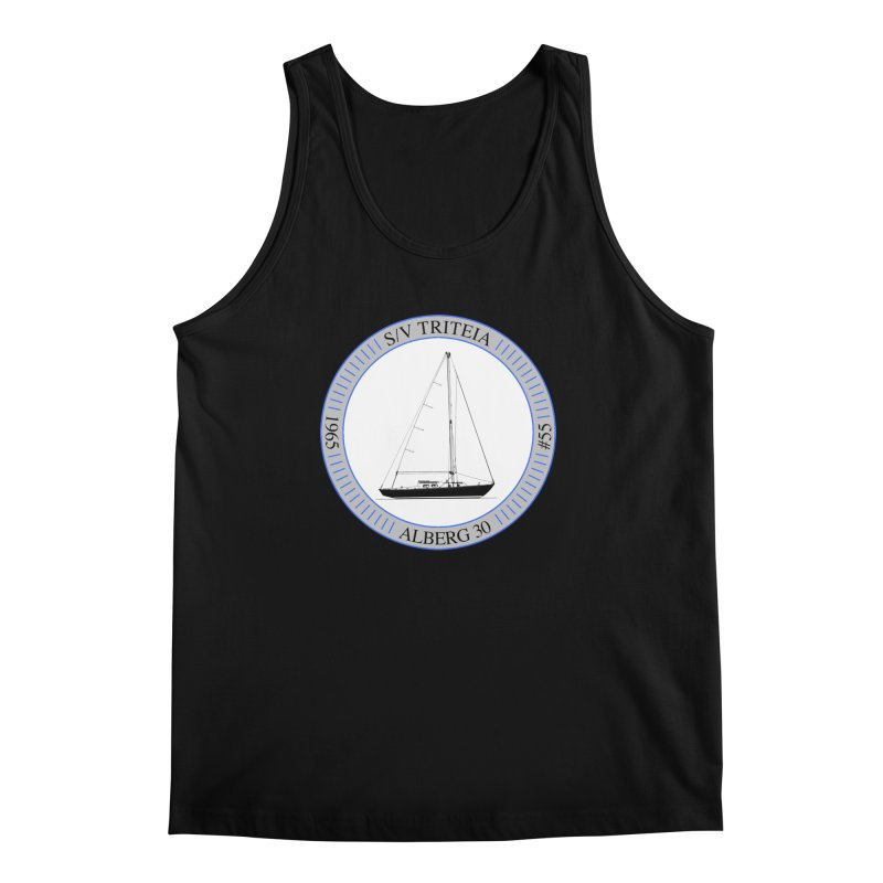 SV Triteia Men's Regular Tank by Sailor James