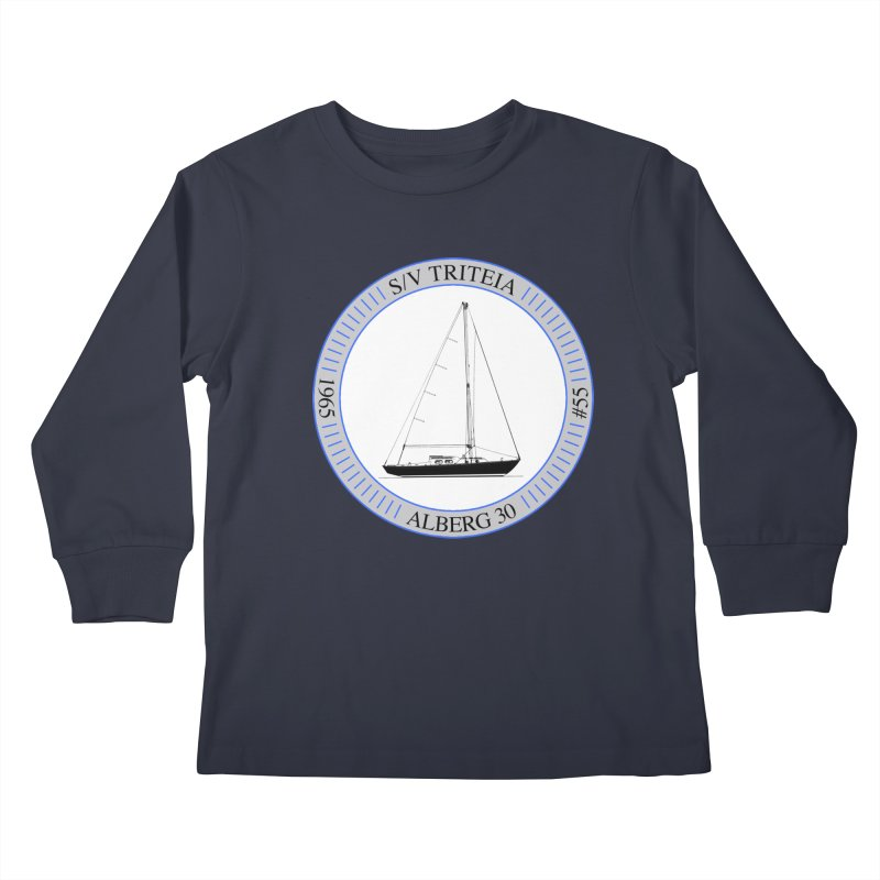 SV Triteia Kids Longsleeve T-Shirt by Sailor James