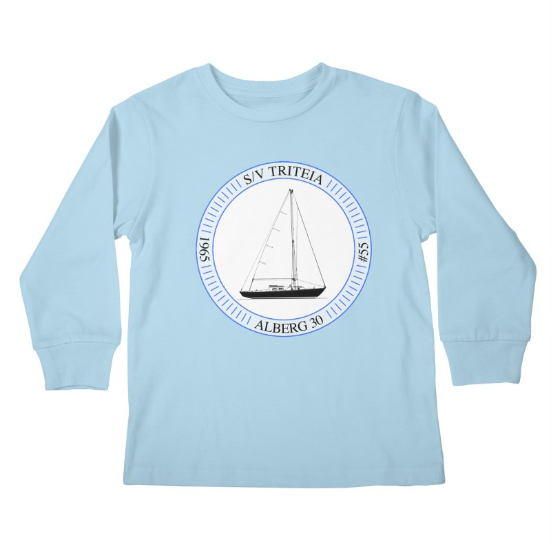 SV Triteia Kids Longsleeve T-Shirt by Sailor James
